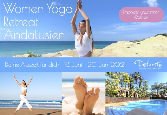 Women Yoga Retreat Spanien