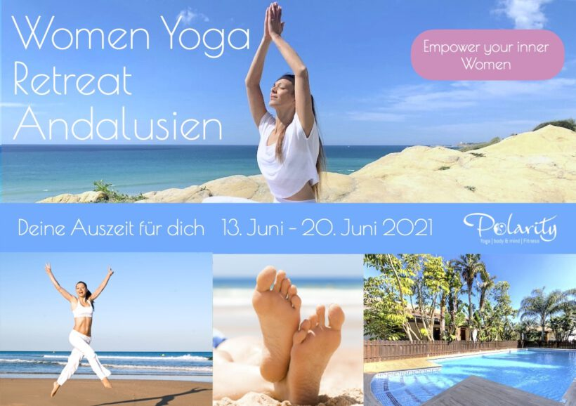 Women Yoga Retreat Spanien