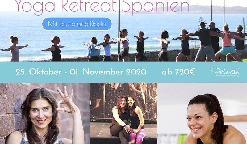 Luxus Surf und Yoga Retreat Spanien