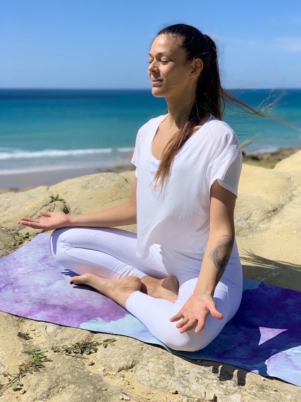 Yoga-Urlaub-Spanien