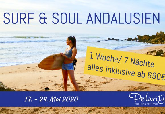 Surf and Soul Retreat Spanien