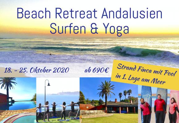 Beach Surf Retreat Spanien