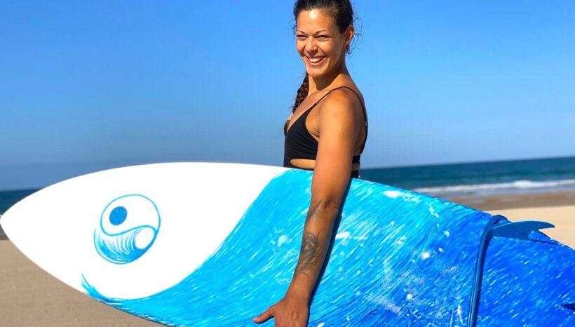 Yoga und Surfen – Yin und Yang