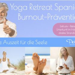 Burnout Yoga Retreat Spanien