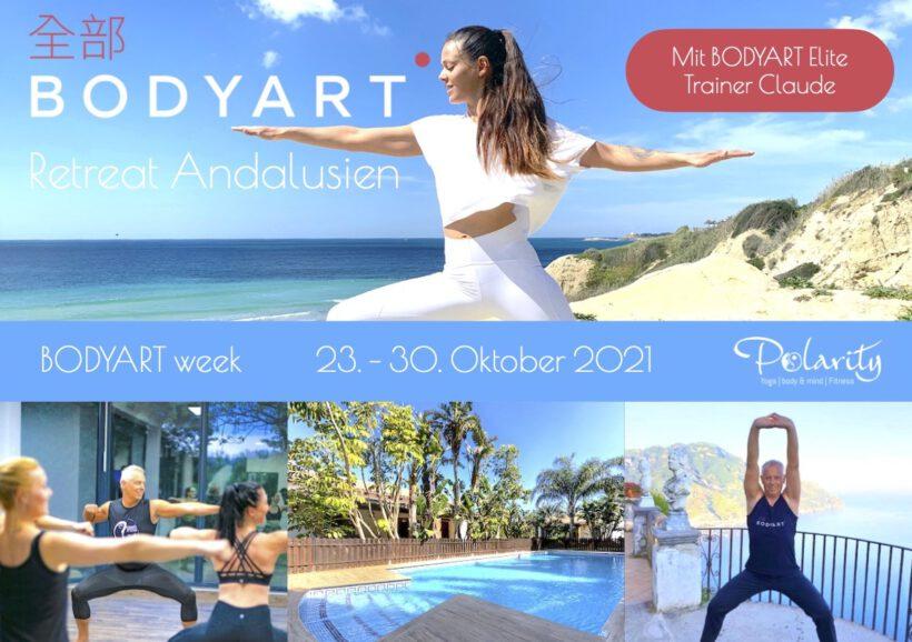 BODYART Retreat Andalusien